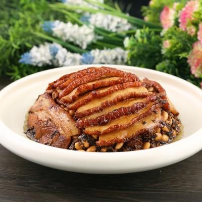黄豆梅菜扣肉