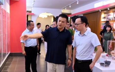 湘赣携手 乡村振兴 | 聪厨与江西金色田园达成战略合作,两地领导出席签约仪式