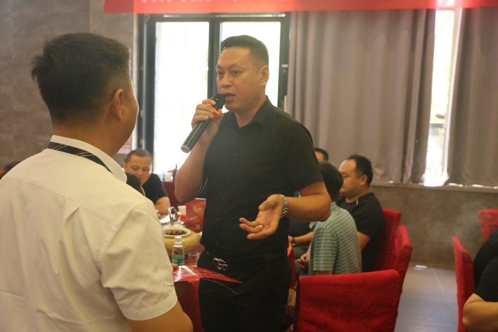"""""""走进聪厨""""长沙知名餐饮企业交流会圆满举行!"""